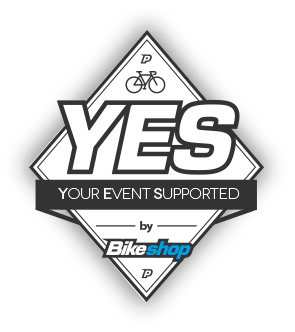 your event supported by Bikeshop